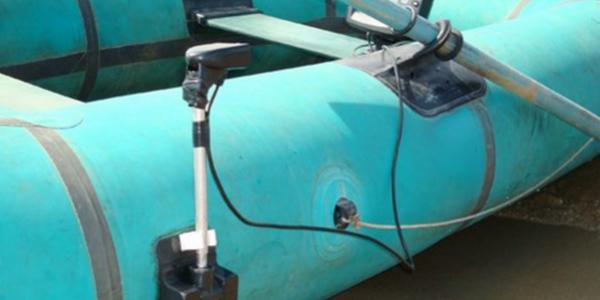 как работает эхолот для рыбалки с лодки