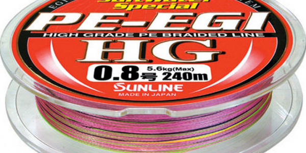 Плетеный шнур Sunline