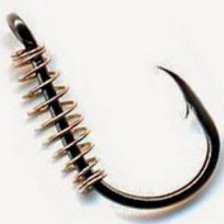 крючки и пружина для ловли рыбы