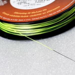 диаметр плетенки на джиг
